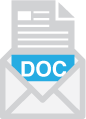 Icon Letter Doc
