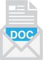 Icon Letter Doc